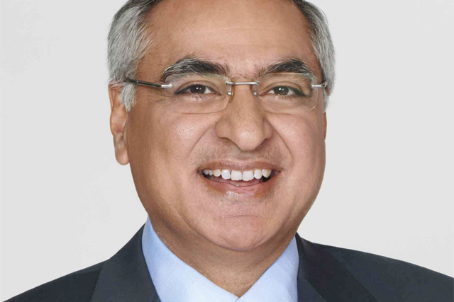 Salman Amin: outgoing chief marketing officer, PepsiCo