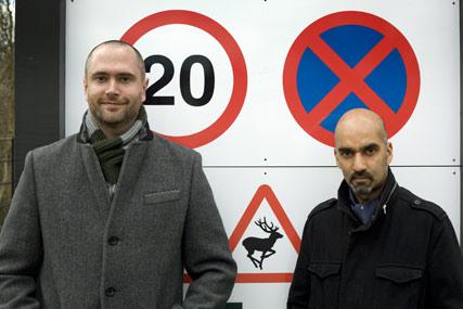 Walker and de Souza: Fallon creatives join Karmarama