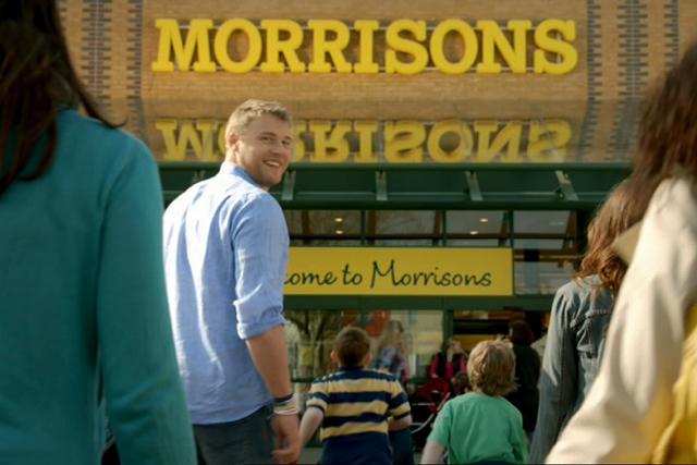 Morrisons: registered 'Making good food cost less' trademark