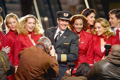 Virgin Atlantic... new US agency