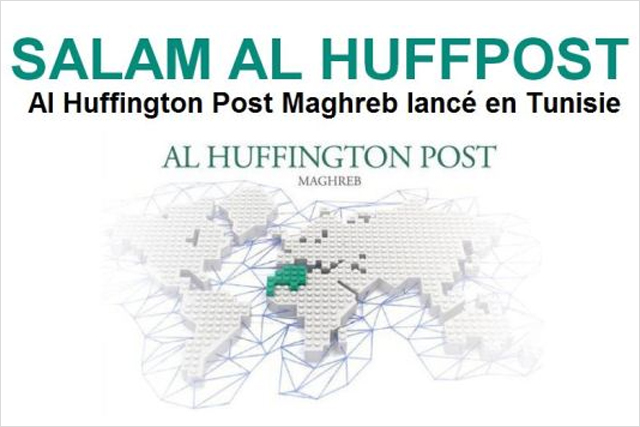 The Huffington Post: rolls out Maghreb sites