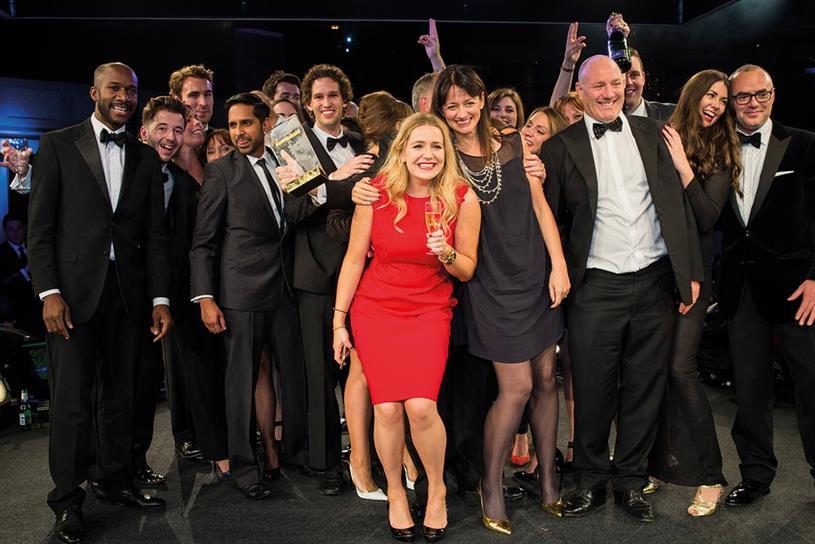 The7stars: last year's Media Week Awards agency of the year