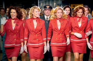 Virgin Atlantic brings glamour back to flying