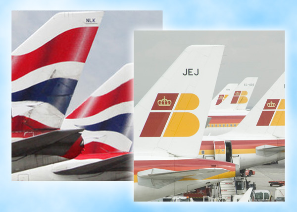 Flying together: British Airwars and Iberia
