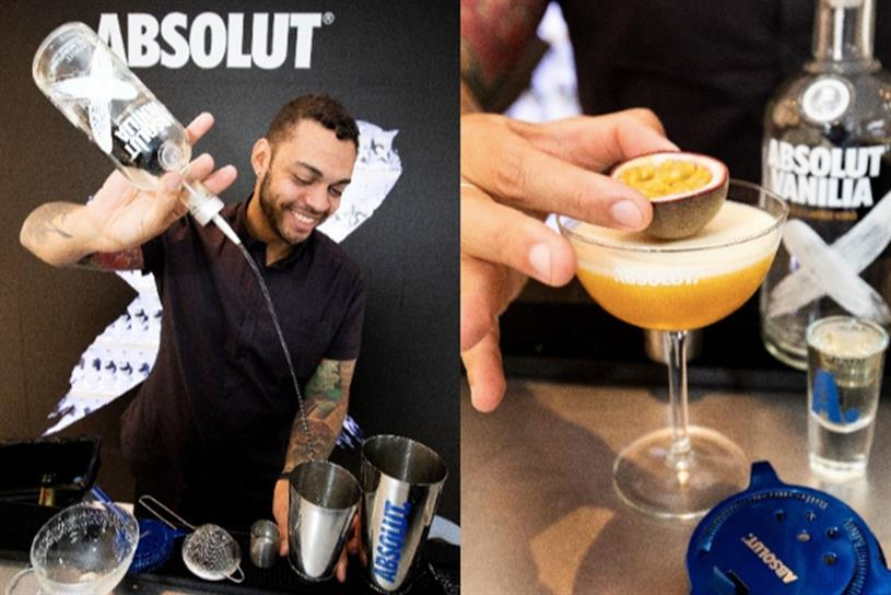 Pernod Ricard: campaigns will go live for Powers, The Glenlivet and Absolut