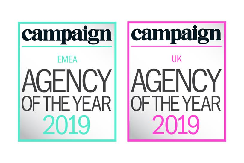 Campaign Agency of the Year awards