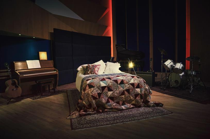 Airbnb: offering a music-themed night with Mark Ronson