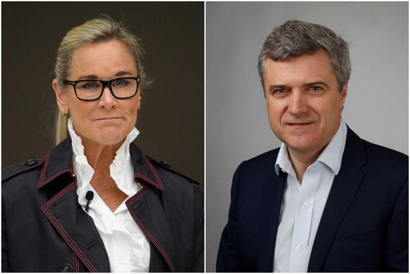 WPP: Ahrendts and Read