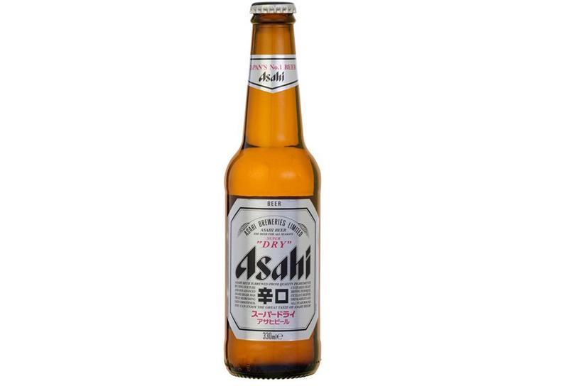 Asahi Super Dry: launched in 1987 and is one of the top-selling beers in Japan