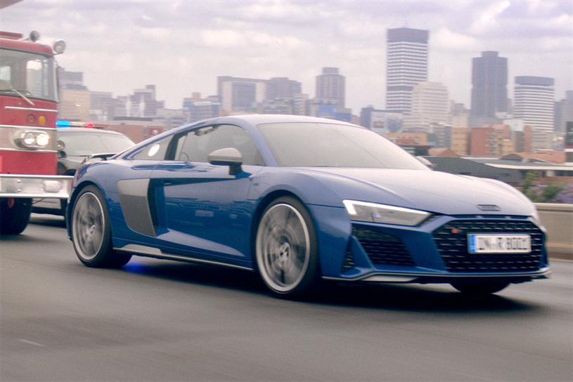 Audi: a long-time BBH client