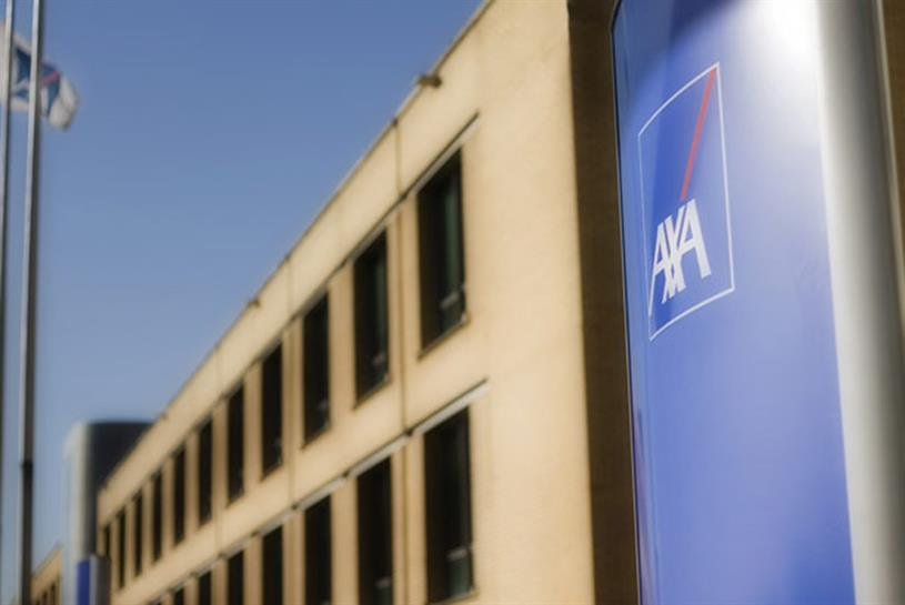 Axa: the insurance company kicked off an agency search at the end of July