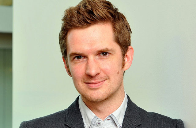 Toby Evans: Marie Claire's new publisher