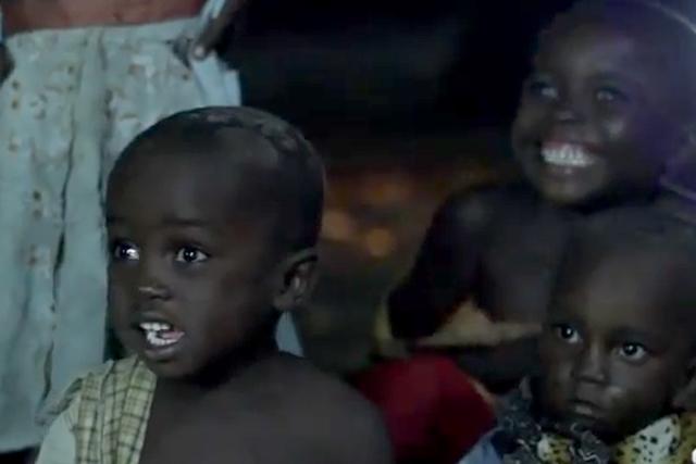 Save The Children: No Child Born to Die campaign
