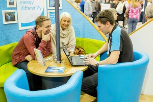 The roadshow will promote British Gas' 'Here to Help' campaign.