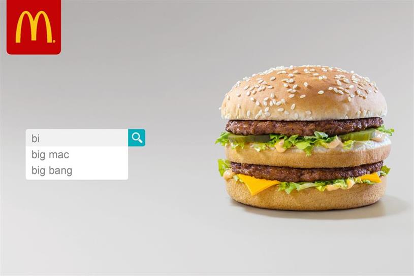 McDonald's: Big Mac among the foods TfL is banning from advertising
