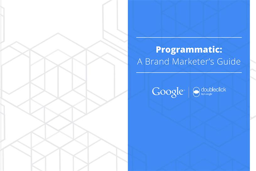 Guide to programmatic: by Google