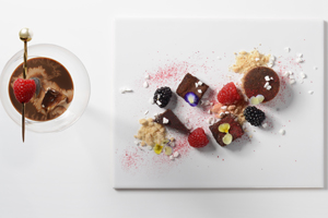Bailey's Bar Chocolat aims to bring a multi-sensory experience to guests