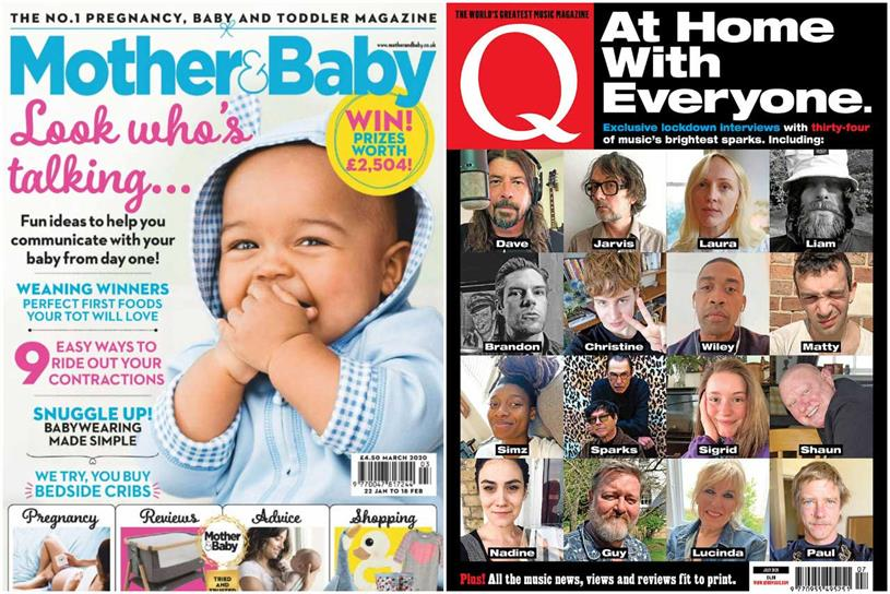 Bauer: titles affected include Mother & Baby and Q