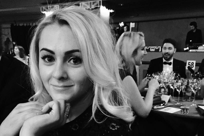 Becci Thomson works as business development manager at The O2