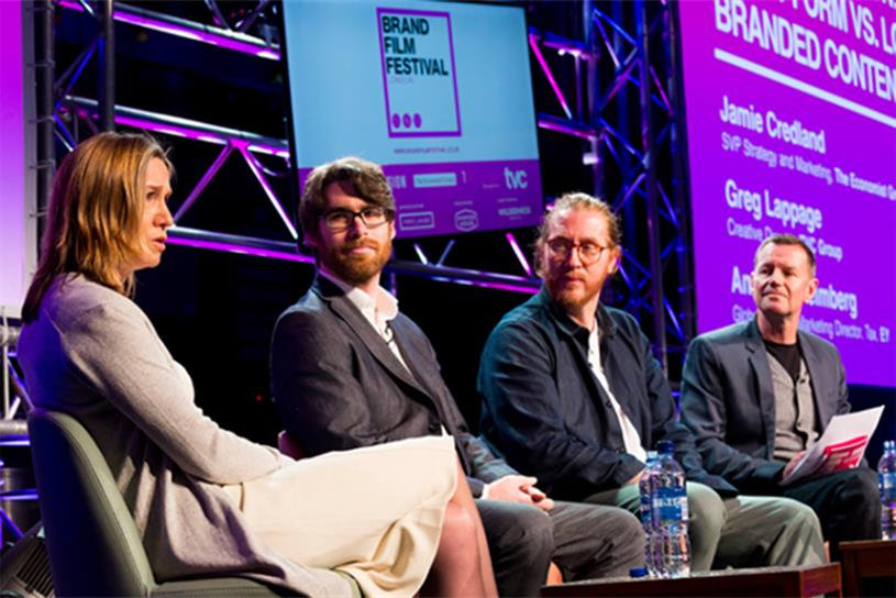 Brand Film Festival London: hear from experts