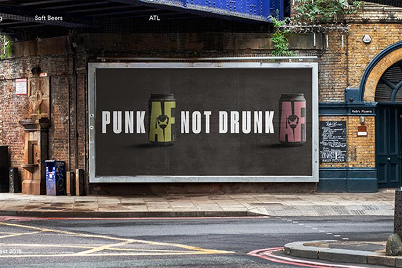 BrewDog: launched alcohol-free variant recently