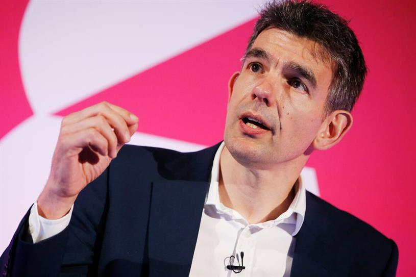 Matt Brittin: Google EMEA president