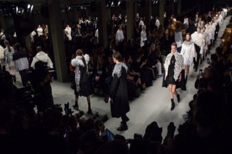 Burberry's latest collection: inspired by Henry Moore