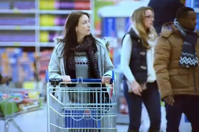 Tesco: rolls out Christmas 2012 campaign