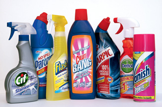 Image result for household cleaning products