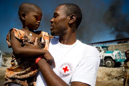 Red Cross: hired Leo Burnett