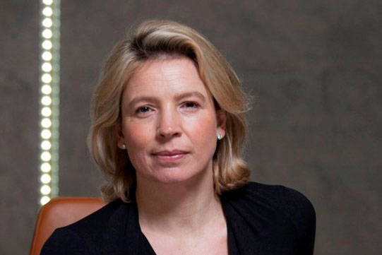 Caroline Foster Kenny: she is is joining IPG Mediabrands