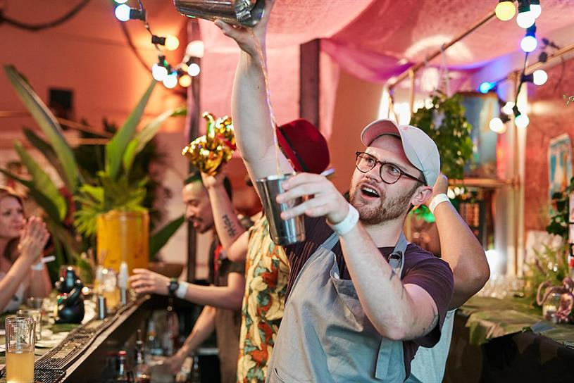 Chivas: cocktail competition in sixth year
