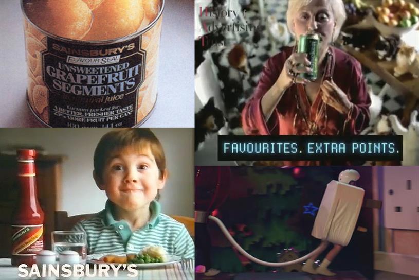 Sainsbury's: celebrates its 150th birthday this year