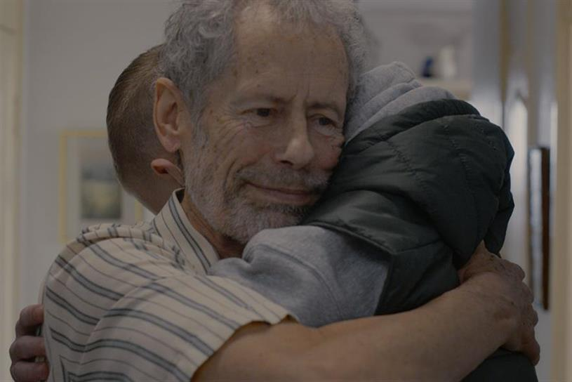 Hugging your grandparents: maybe OK in a few months