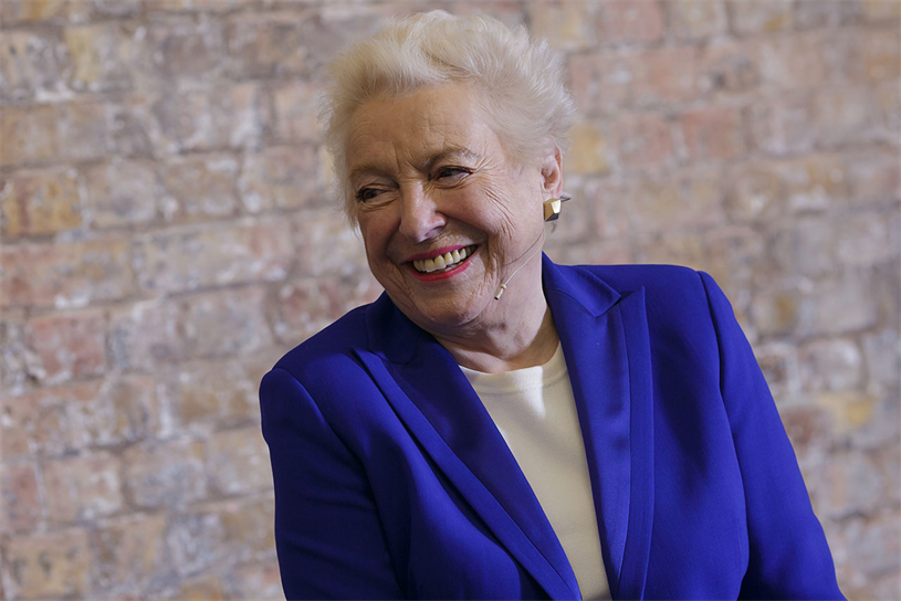 b1b52c7a43c87f She arrived in the UK on the Kindertransport, set up a tech behemoth and is  now a fêted philanthropist. But Steve Shirley isn't about to stop taking  risks ...