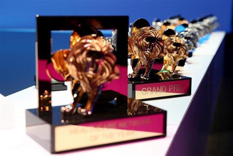 AMV BBDO: picked up five Grands Prix, five gold Lions, nine silver Lions and eight bronze Lions