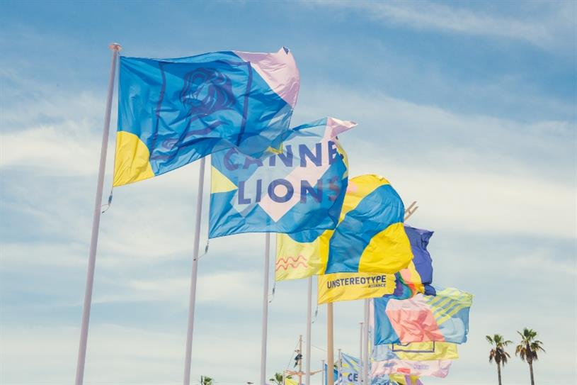 Cannes Lions: will not be taking place on the French riviera