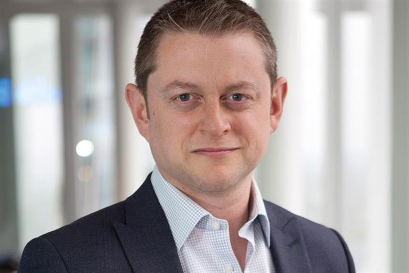 Chris Duncan: incoming managing director for The Times and The Sunday Times