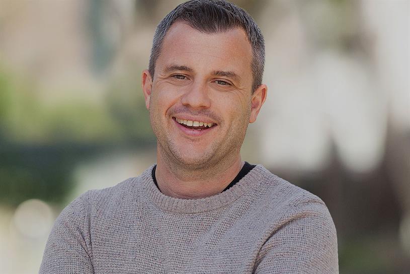 Chris Kay: joining Saatchi & Saatchi as CEO
