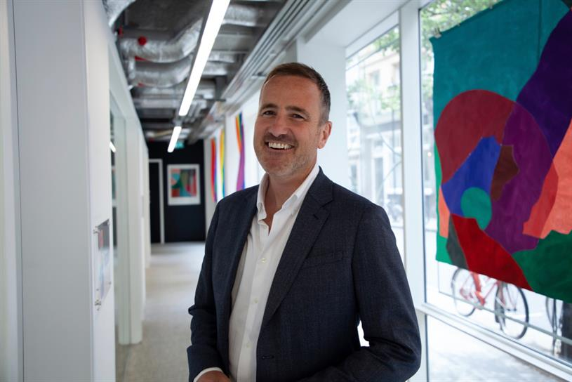 Chris Mellish: joins TMW Unlimited in September as CEO