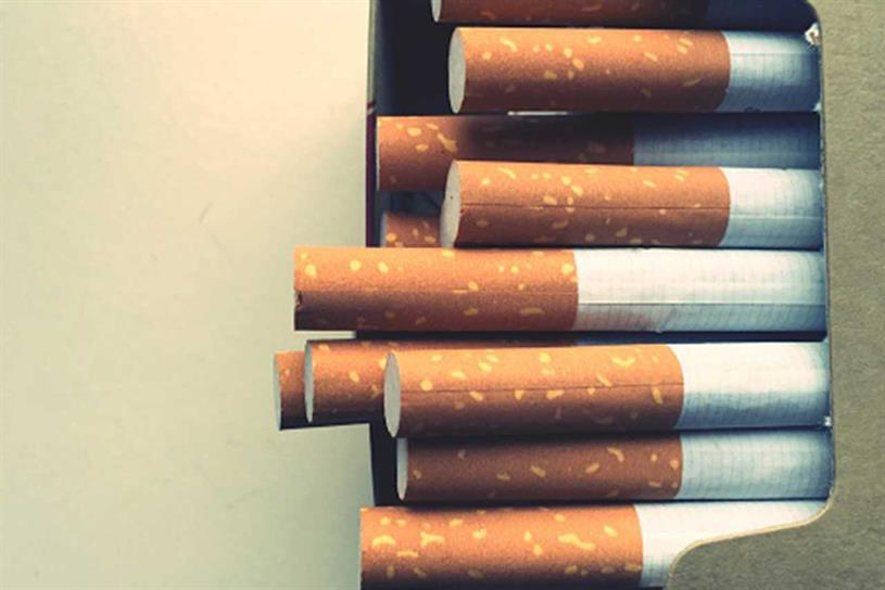 Cigarettes: Imperial Tobacco has worked with BBDO since 2014 (Getty Images)