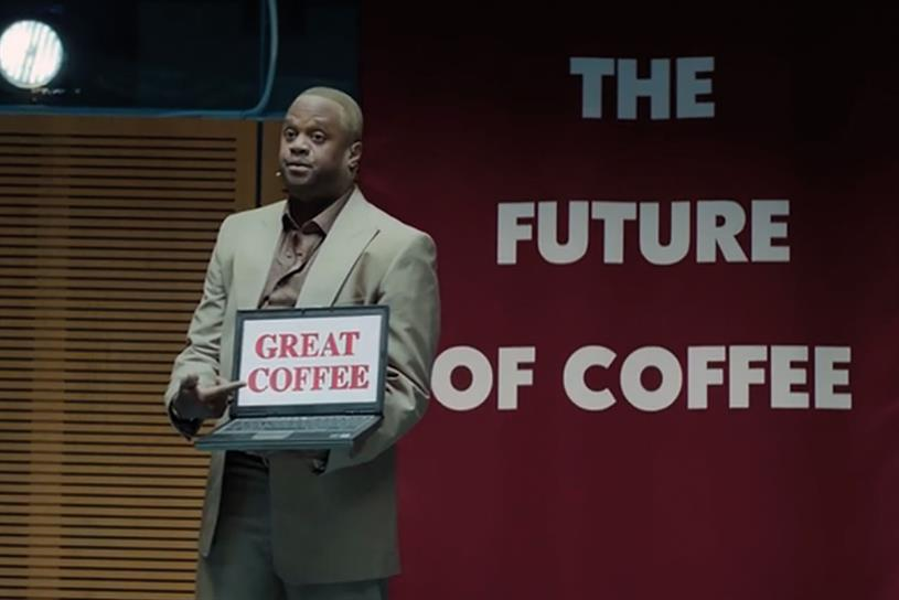 Costa: the brand is looking for an agency to create six global campaigns each year