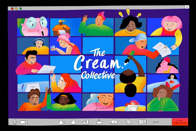 Cream: calling on creatives at all levels to join collective and mentor students