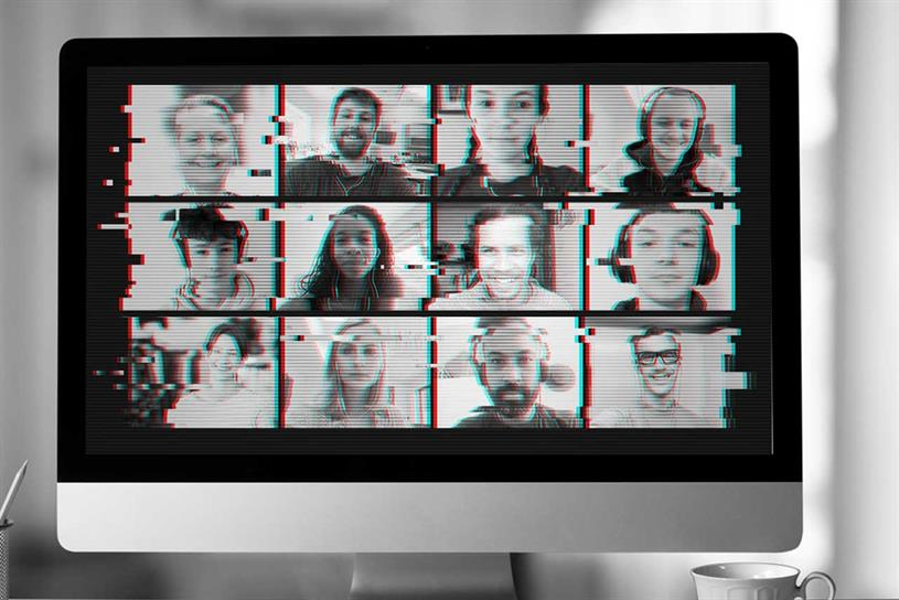Video conference: could be combined with face-to-face elements in new process