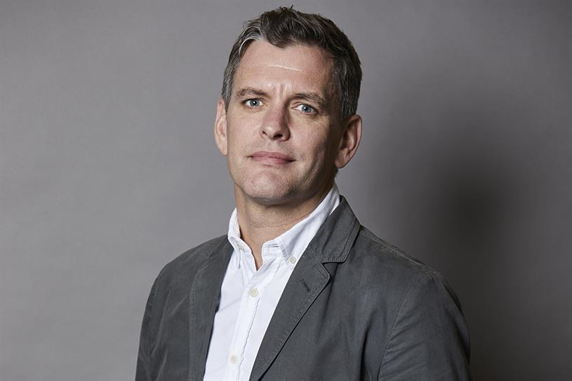 Luke Smith, CEO of Croud