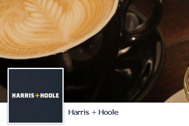 Harris + Hoole: hires VCCP Share as its first social media agency