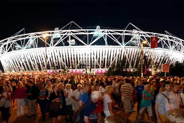 London 2012 (Pic: John Giles/PA Wire/Press Association Images)