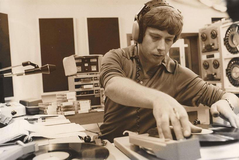 Hey, Mr DJ: Roger Scott