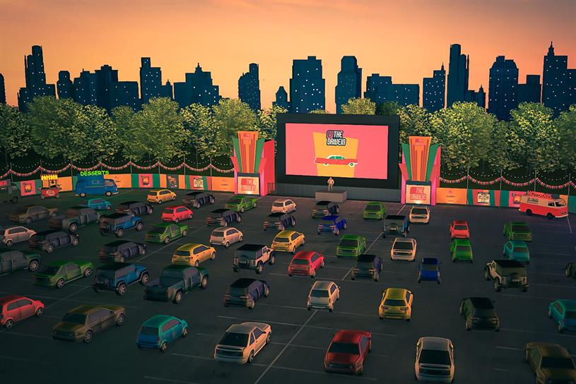 Drive-ins: @TheDriveIn is hosting events from July