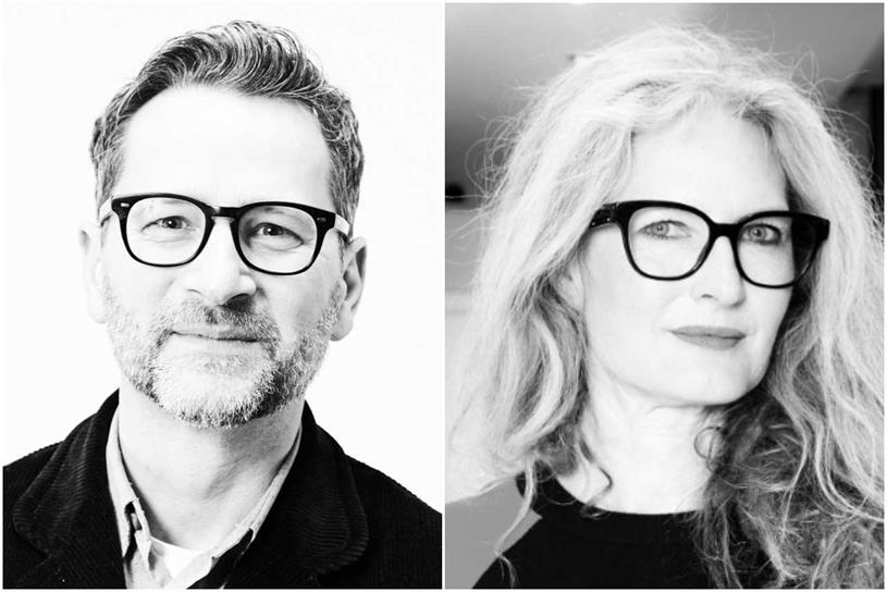 D&AD: Burgoyne and Stanners